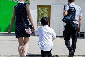 Прова родителел к школе