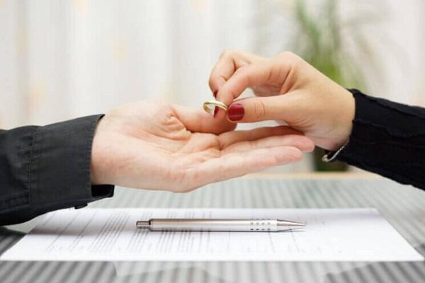 Образец заявления на развод подает жена