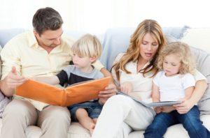 А участие родителей в воспитании детей является социальной нормой