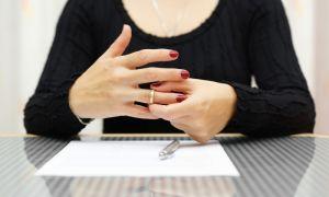Развод без спора по имущесву и детям