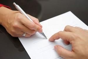 Заявление о расторжении брака: как подать заявление на развод