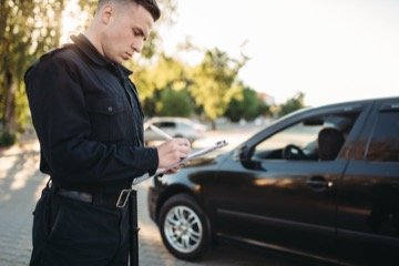 Если просрочена страховка на автомобиль какой штраф